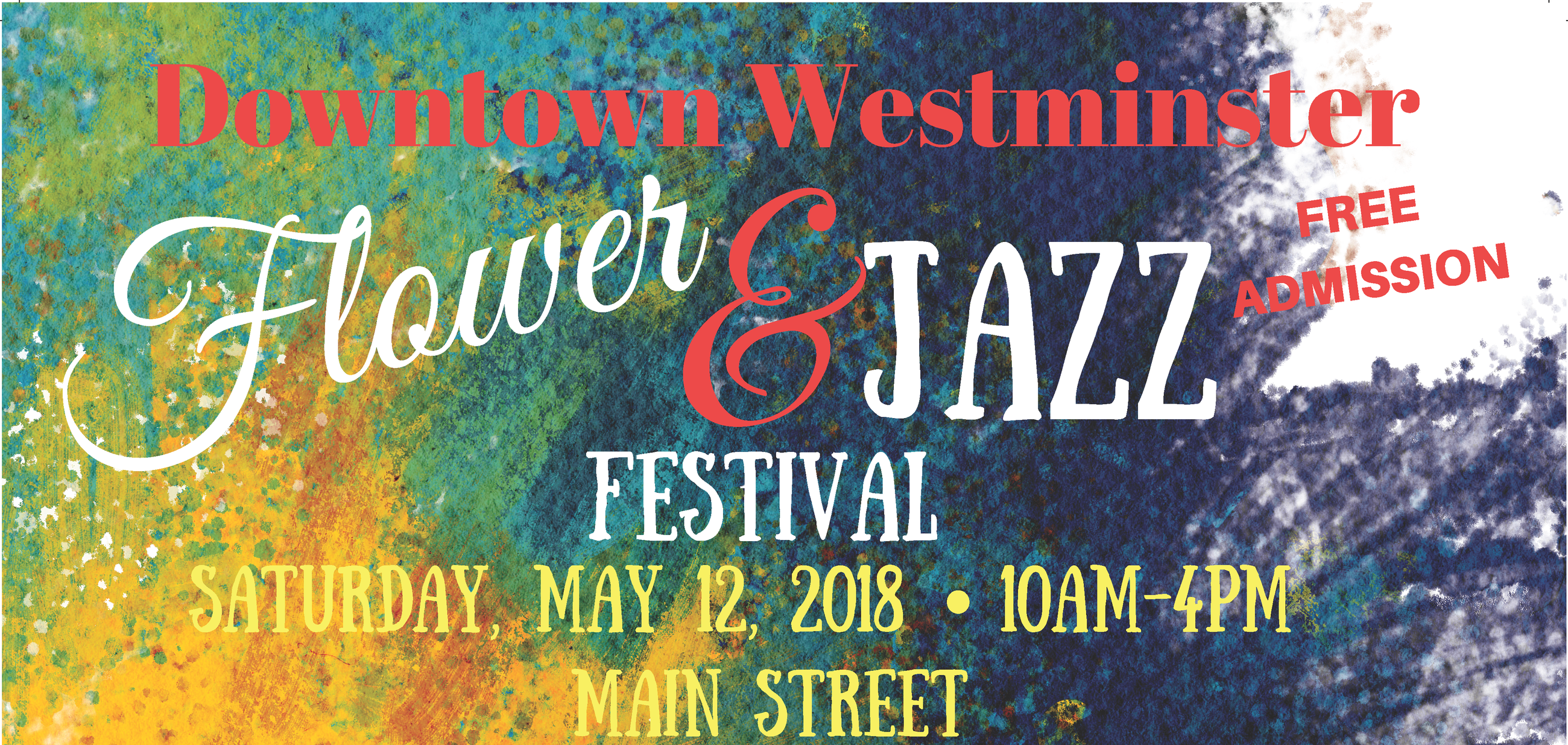 2018 Flower and Jazz Festival