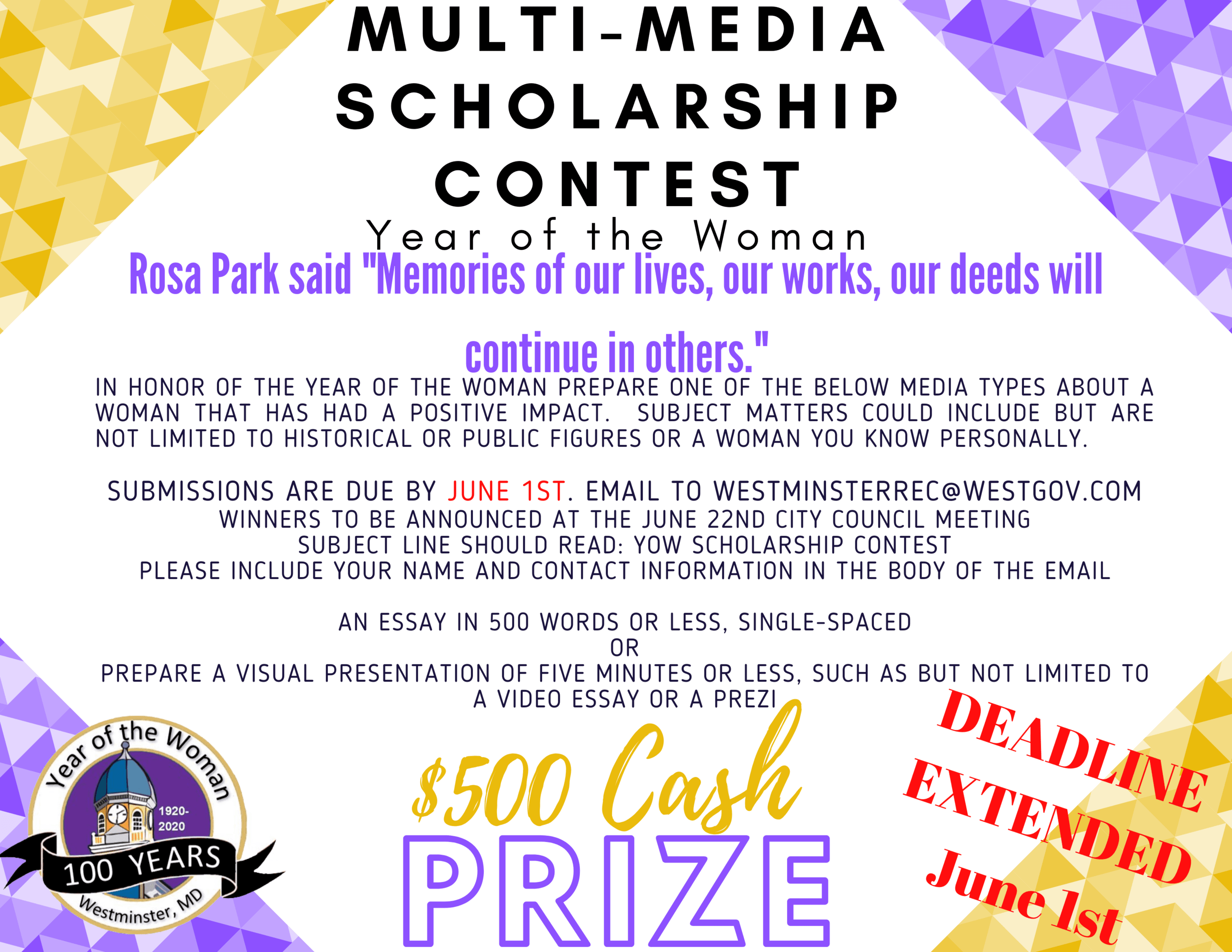 Multimedia contest flyer2 (2)