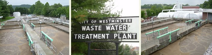 Westminster Wastewater Treatment Plant