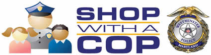 &#34Shop With a Cop&#34 Logo